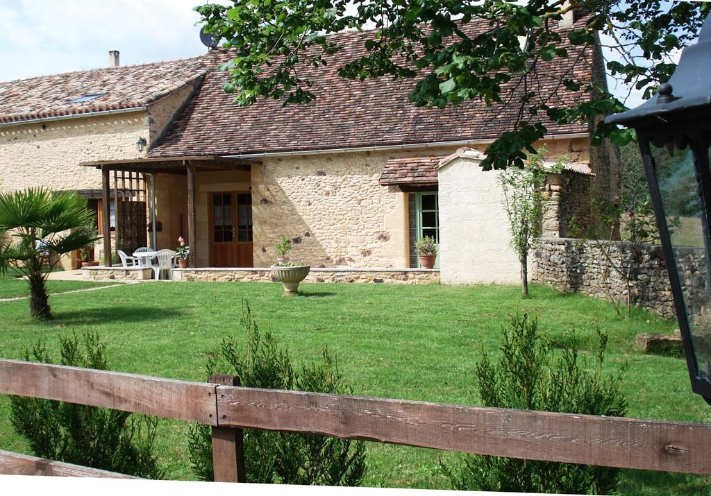 Established countryside gite complex with swimming pool